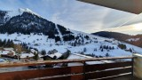 Location appartement studio pied pistes ski La Clusaz Aravis 1500