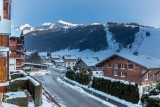 Location studio coin nuit haut village La Clusaz Domanial A7