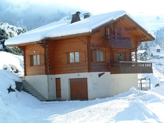 Chalet Le Cosmos
