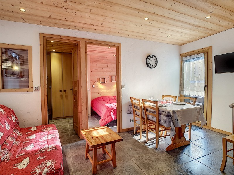 Location appartement centre village proche pistes La Clusaz Ruche 4