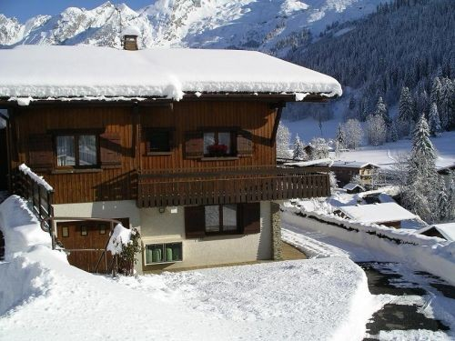 apartment rental 2 pieces chalet maillet