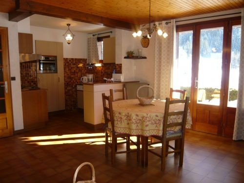 apartment rental ski holidays maillet