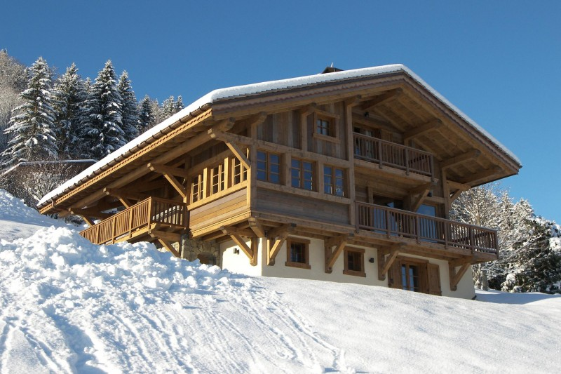 Chalet hiver